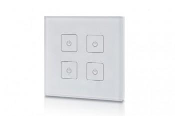 2 Zonen Touch-Dimmer Fernbedienung, für LK55