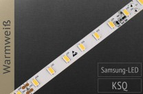 Marken-LEDs von Samsung: LED-Streifen 5630, 70 LEDs/m, 1.750 lm/m