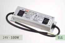 Netzteil 24V, 4A, 100 Watt, ELG-Serie