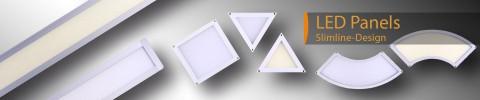 Teaser LED Panels
