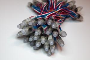 RGB-Einzelpixel mit Kabel