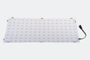 Matrix 16x8 Pixel, 2cm pitch, weiß