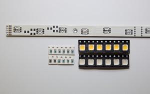 Bausatz Twin-LED-Stripe ww/kw 12V