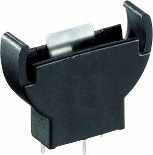 Knopfzellenhalter / Knopfzelle