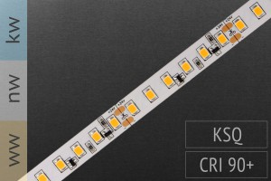 Standard-Anwendungen: LED-Streifen 2835, 120 LEDs/m, 1800 lm/m