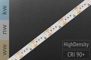 Glaskantenbeleuchung & mehr: LED-Streifen 2216, 300 LEDs/m, 1.500 lm/m