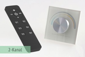Bedieneinheit für 2-Kanal CCT-Controller (LK54)