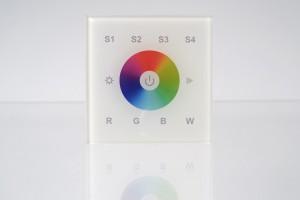 RGBW Wandsteuerung für LK55, 1 Zone