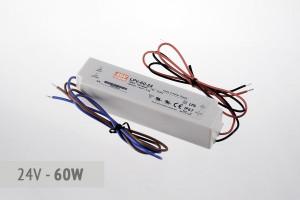 Netzteil 24V, 2.5A, 60 Watt