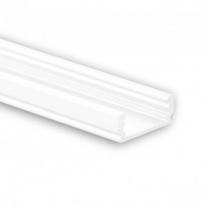 12mm LED-Micro-Profil PL1, weiß, 2m