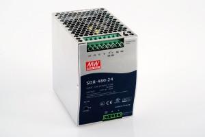 Netzteil 480 Watt 24V/20A - Hutschiene
