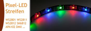 Pixel-Streifen