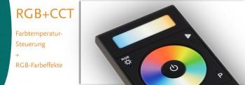 RGB+CCT Controller