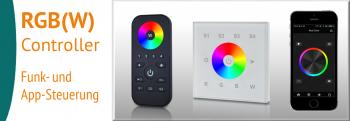 RGB(W) Controller
