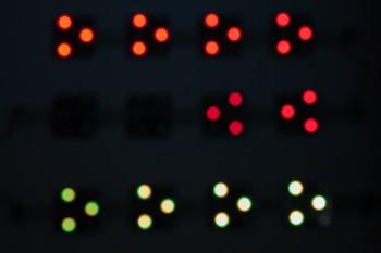 RGB-Pixel 50x50mm 6 LED ohne Verbinder