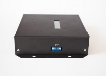 Standalone LED-Pixel-Controller - bis 4.096 Pixel - inkl. SD-Karte - kaskadierbar bis 130.000 Pixel