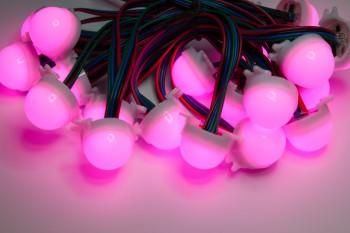 RGB-Pixel 30mm, Kette a 20 Stück