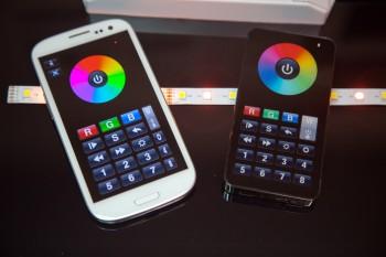 Steuerung per App mit der WLAN-Variante des LK55 | 4 x 4A