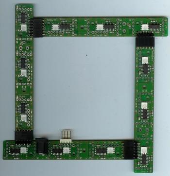 V2 PIX-Stripe - Eckverbinder