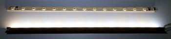 warm-/kaltweiß LED-Stripes 24V, 33cm