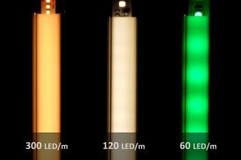 2m APA Profil für indirekte Beleuchtung