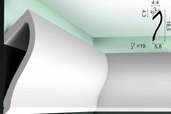Lichtvoute ORAC C371 - 2m