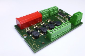 4-Kanal DMX-LED-Controller, MY9942 mit 300-1200mA KSQ