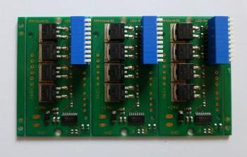 4-Kanal DMX-LED-Controller, 7-40V, 4x3A, MY9942 MOSFET