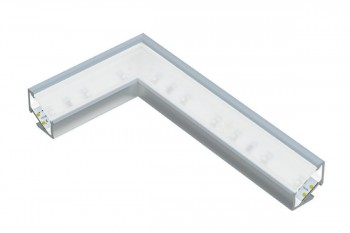2m LED-Eckprofil H 30/60°