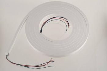RGBW Neon Flex Band - 17W/m - 10mm breit - HORIZONTAL biegbar