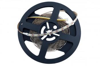 Einstellbare Farbtemperatur (CCT): 24 Volt - CRI>95 - 120 LEDs/m - 1.200 + 1.400lm/m