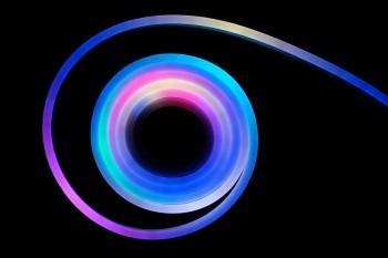 Digital RGB Neon Flex - 12V - 60 Pixel/m - HORIZONTAL biegbar