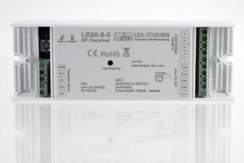 RGB + CCT Controller | 5 x 6A