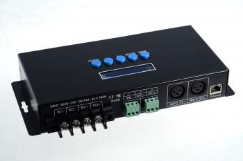 Artnet LED Pixel-Controller für bis zu 5.440 Pixel