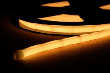 CCT Neon Flex LED Band - BiColor - 23W/m - VERTIKAL biegbar