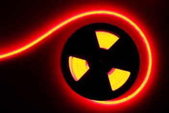 RGB Neon Flex LED Band - 20W/m - 11mm breit - VERTIKAL biegbar