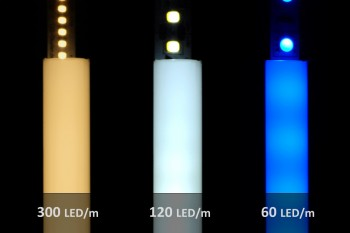 2m LED-Eckprofil 45° PO23