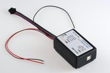 """SEDU-Board Decoder """"DMX nach WS2801"""""""