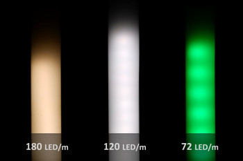 2m LED-Eckprofil 45° W12