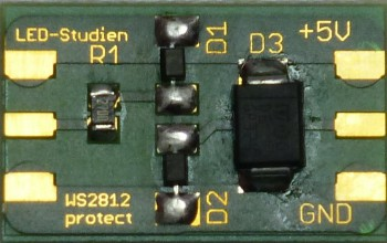 WS2812 protect