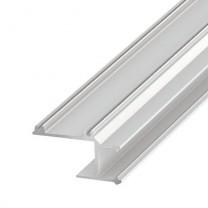 LED-Profil für indirekte Beleuchtung APA, weiß, 2m