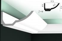 Lichtvoute ORAC C351 - 2m
