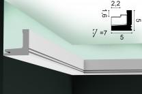 Lichtvoute ORAC C361 - 2m