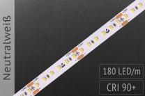 LED-Streifen mit 180 LED/m - 1.200 lm/m - neutralweiß 4.000K - IP67