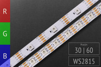 LED-Band digital WS2815 - RGB-Pixel - IP20 - 12V