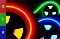 Neon Flex LED Band, RGB, 20W/m, 24V