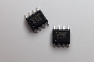 WS2811 RGB LED-Pixel Treiber