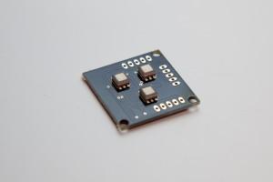DMX Breakout-Board inkl. 3 LED, MY9943
