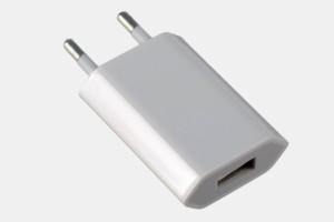 USB Stecker-Netzteil 5V - 1A - 5 Watt