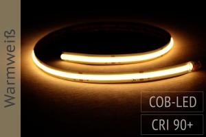 COB LED-Streifen - 14W/m - 2.700K warmweiß